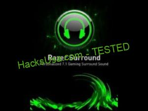Razer Surround Pro 7.2 Crack + Activation Code