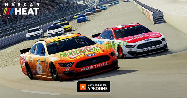 NASCAR Heat Mobile MOD APK Unlimited Money