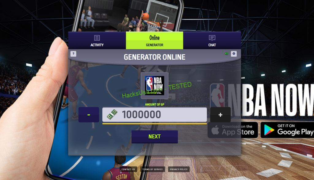 NBA NOW Hack APK Mod For GP and Coins