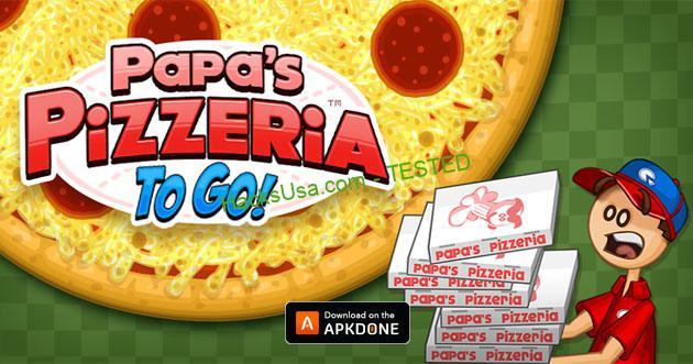 Papa's Pizzeria To Go Paid for free
