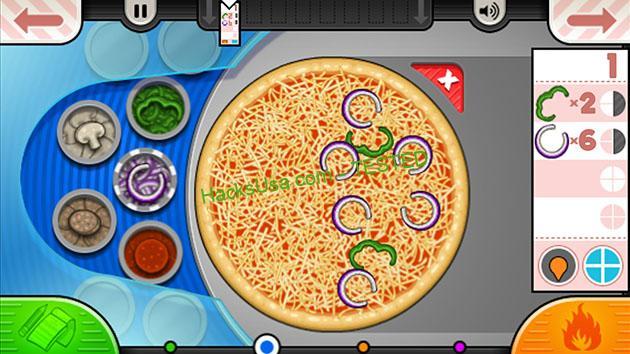 Papa's Pizzeria To Go screenshot 1