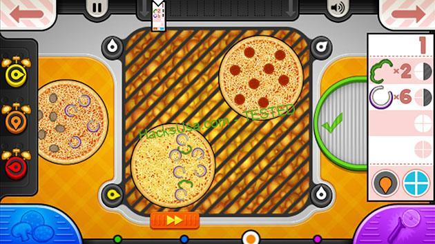 Papa's Pizzeria To Go screenshot 2