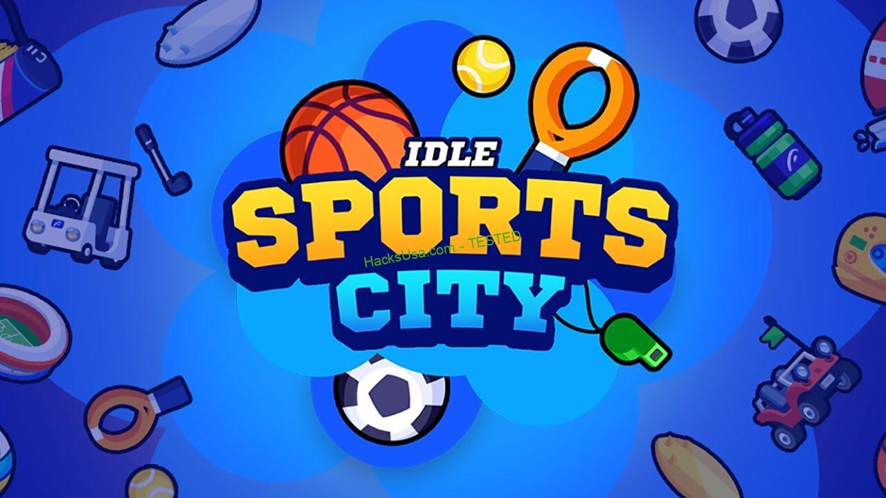 Sports City Tycoon - Idle Sports Games Simulator MOD APK | Unlimited Money
