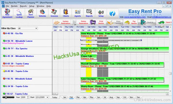 Easy Rent Pro 2.9.74.4 Crack + Keygen