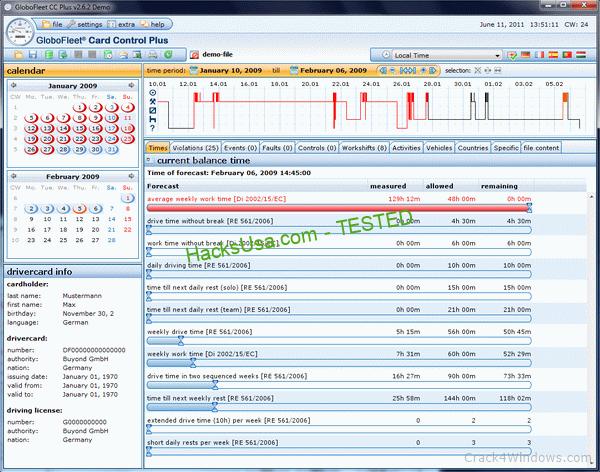 GloboFleet CC Plus 2.8.17 Crack With Keygen Latest