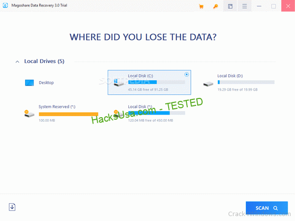 Magoshare Data Recovery 4.0 Crack + Serial Number Updated