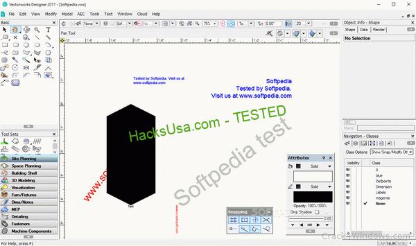 Vectorworks SP5 Crack + Activation Code