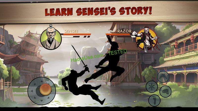 Shadow Fight 2 Special Edition (MOD, Unlimited Money) 2