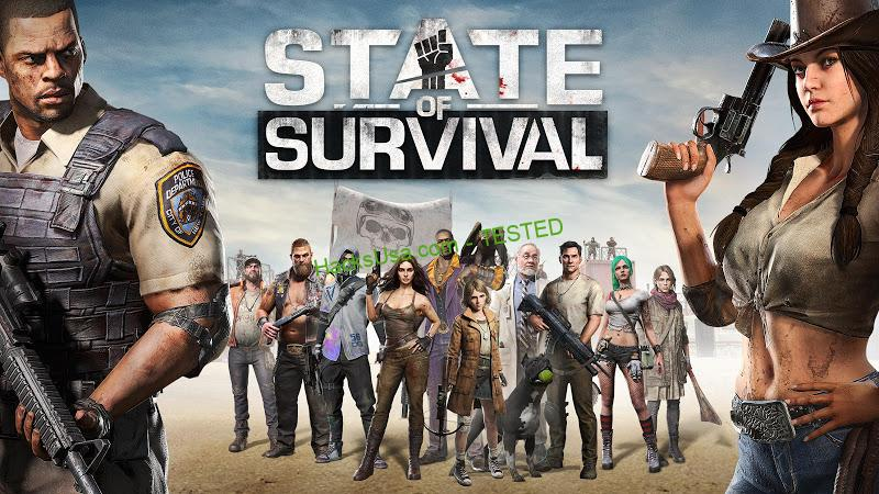 State of Survival (MOD, Quick Kills)