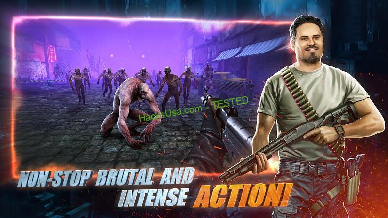 Zombeast: Survival Zombie Shooter (MOD, Free Shopping)