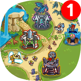 Kingdom Defense The War of Empires (TD Defense) Ver. 1.5.7 MOD APK Unlimited Diamonds Free Shopping