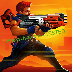 Metal Squad Shooting Game Ver. 2.3.1 MOD APK Unlimited Coins Unlimited Diamonds