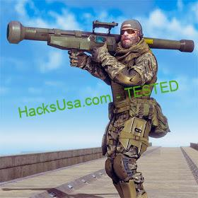 Modern Flag Forces New Shooting Games 2020 Ver. 1.53 MOD APK GOD MODE DUMB ENEMY NO ADS