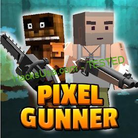 Pixel Z Gunner 3D - Battle Survival Fps Ver. 5.2.2 MOD APK UNLIMITED SKIN NO ADS