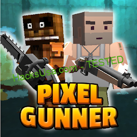 Pixel Z Gunner 3D - Battle Survival Fps Ver. 5.2.2 MOD APK UNLIMITED SKIN NO ADS