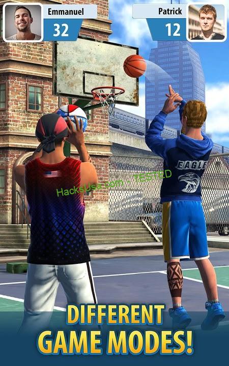 Basketball Stars (MOD, Easy Perfect Shot)