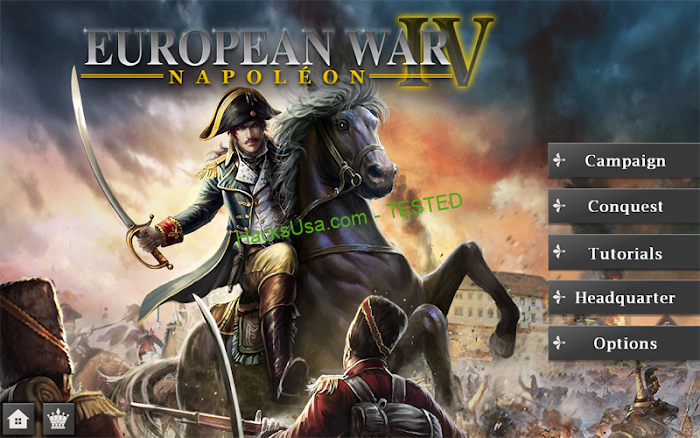 European War 4: Napoleon (MOD, Free Shopping)