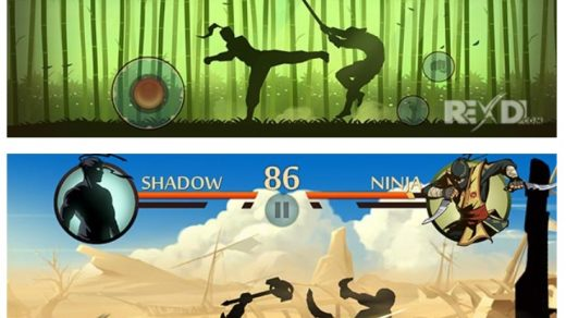 Shadow Fight 2 Apk + MOD (Coins Gems) for Android