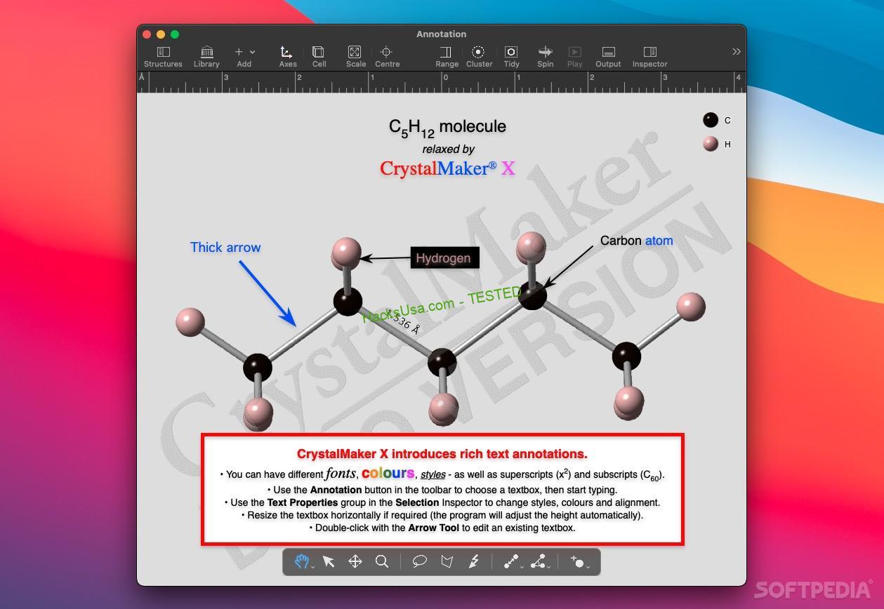 CrystalMaker for Mac cracked